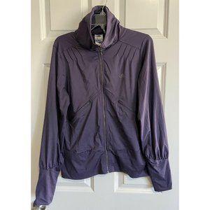 ADIDAS Climalite Clima365 Running Full Zip Jacket